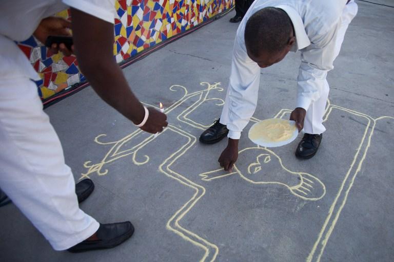El Vudú que está reconstruyendo Haití | Vistazo
