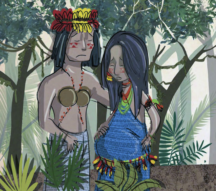 78 79 intercultural abuelos intiraymi 006 - Recopilaron historias tradicionales en ocho comunidades nativas