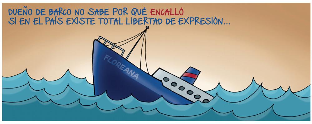 Dueño De Barco No Sabe Porque Encalló Vistazo