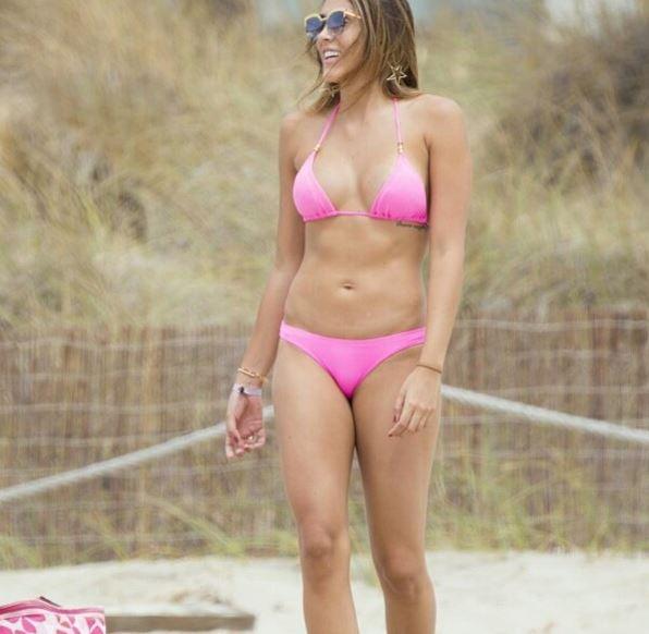 Fotos Expareja Las Rodríguez Bikini James Polémicas De La En hCrxdsQtB