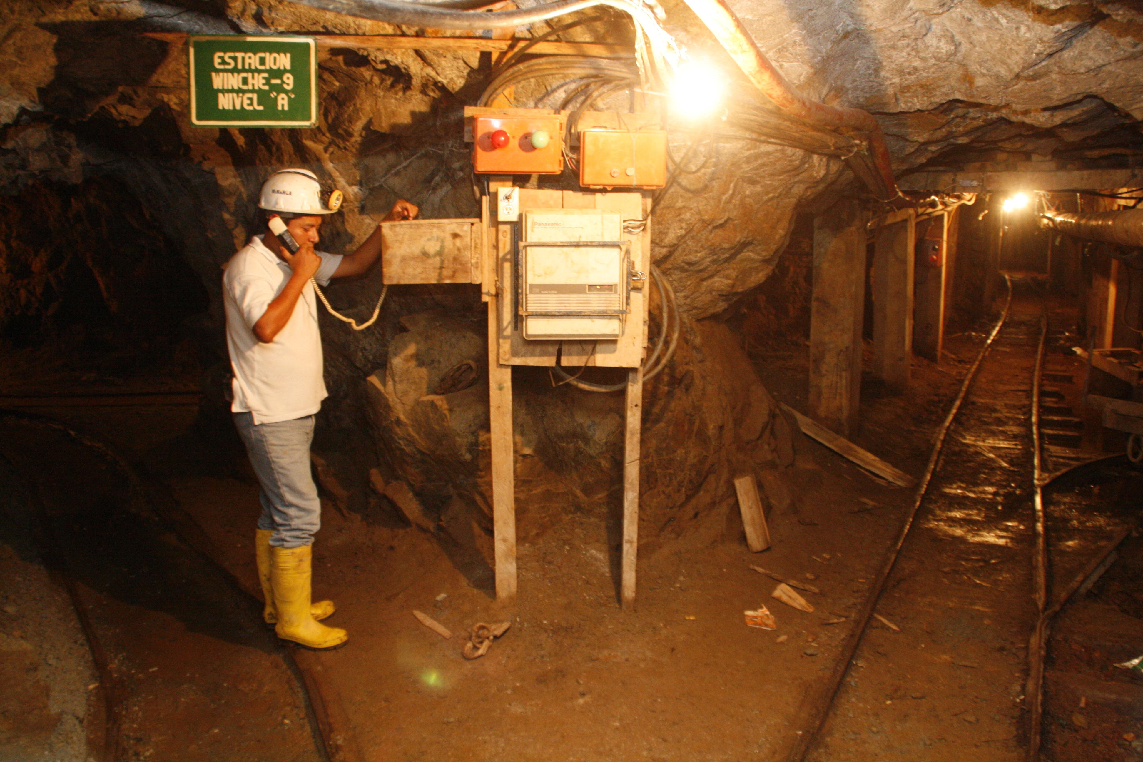 Ministerio de minas la nueva cartera del gobierno vistazo for Ministerio de minas