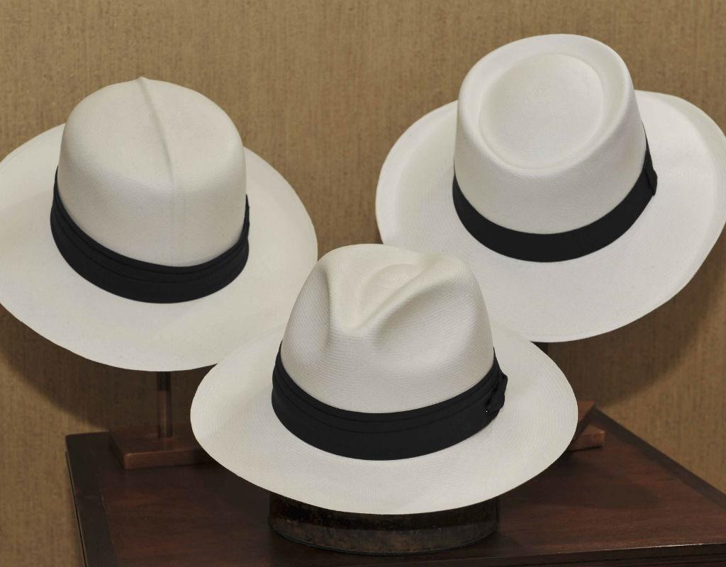 Sombrero de paja toquilla  tradición hecha arte en Ecuador  456fd15d658