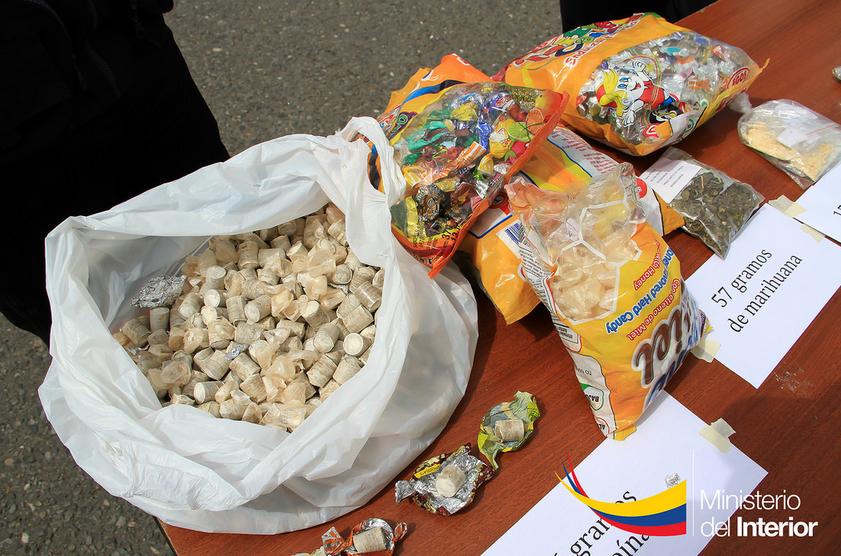 14 kilos de droga fueron retirados del mercado en cuenca for Web ministerio interior