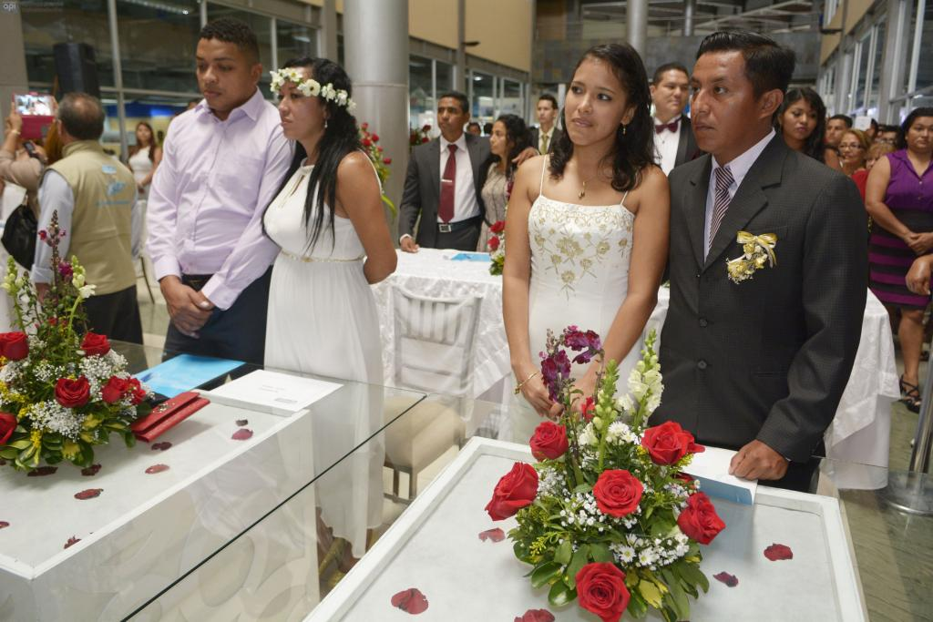 Matrimonio In Ecuador : Proyecto de código civil introduce cambios en edad para