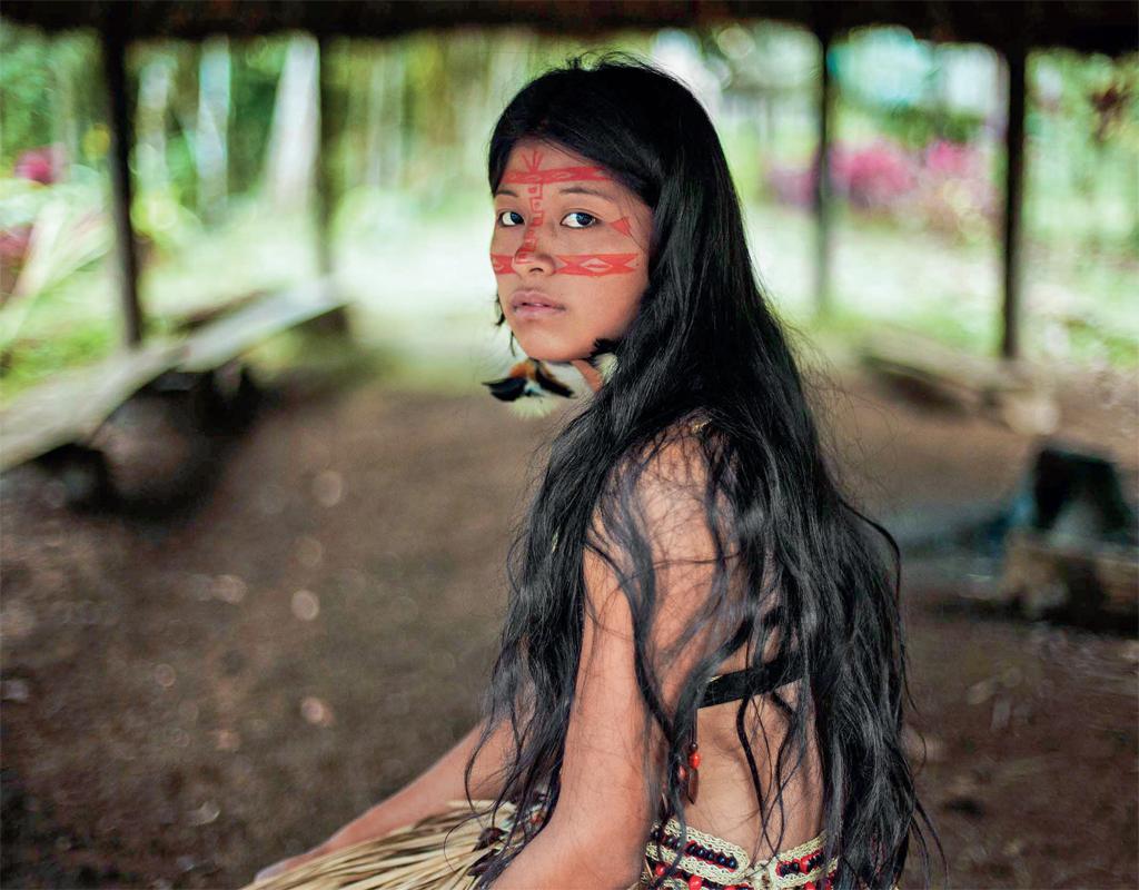 Mujeres ecuatorianas forman parte del Atlas de la Belleza