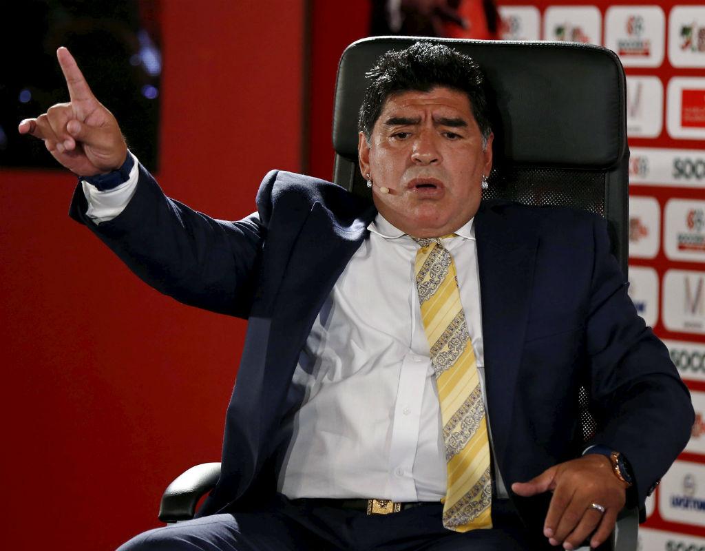 A Maradona le faltan 6 millones y apunta a su exesposa ...