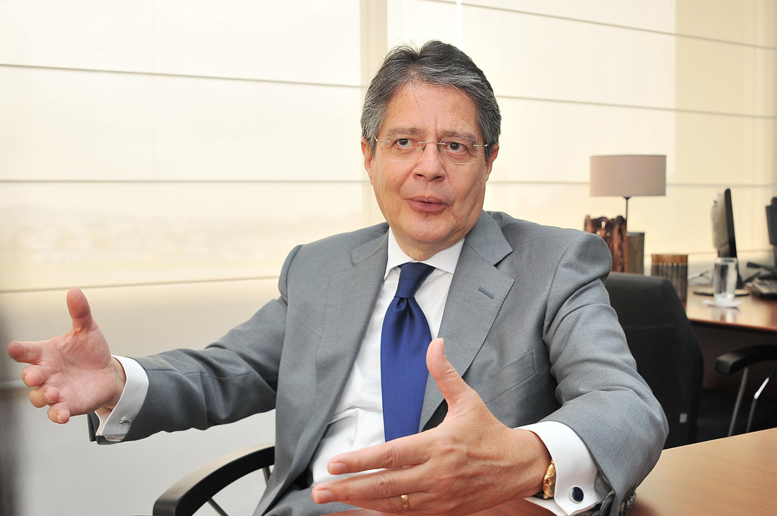 Guillermo Lasso Guillermo Lasso Vistazo