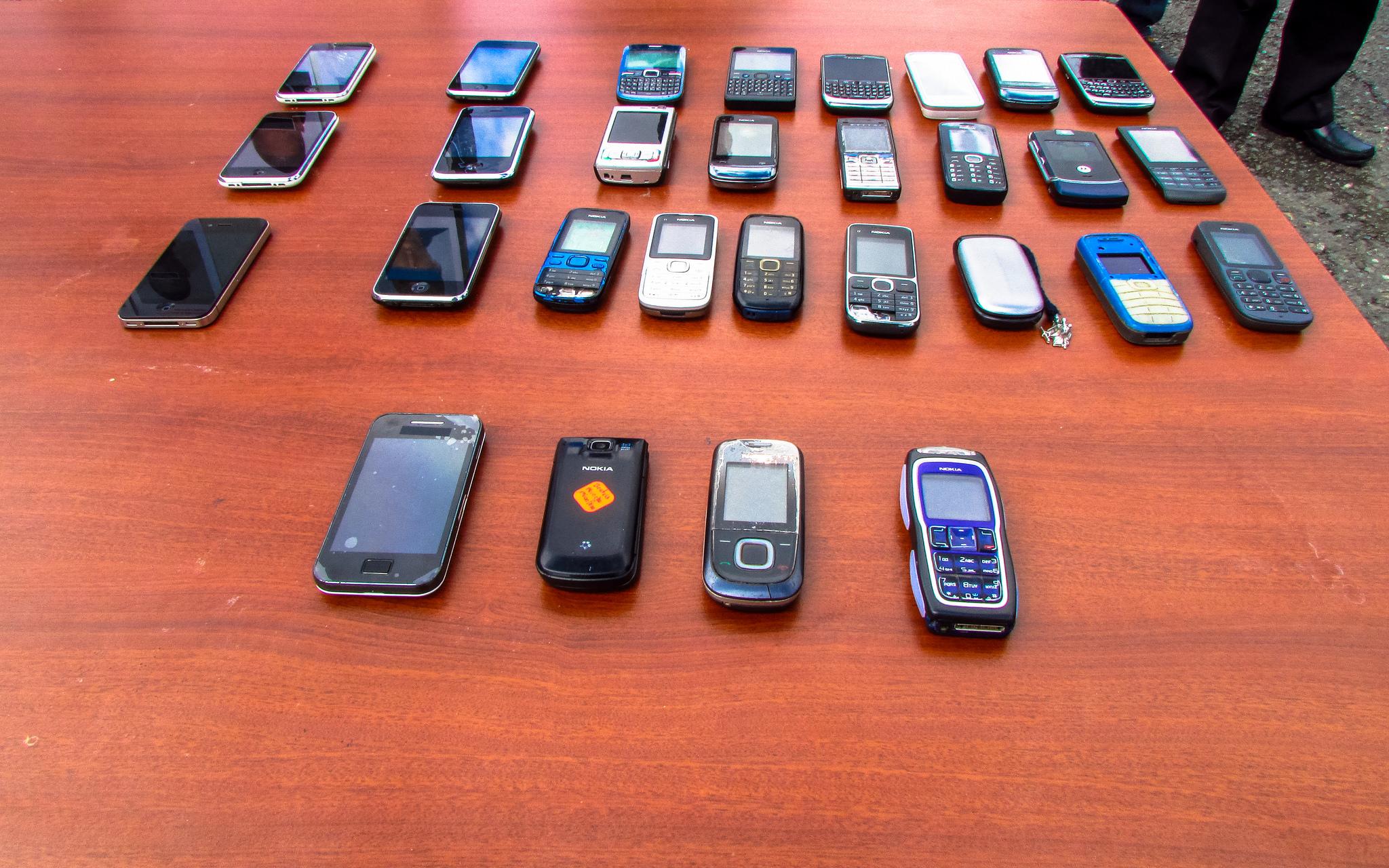 M s de celulares fueron robados desde 2013 vistazo for Ministerio de seguridad telefonos internos