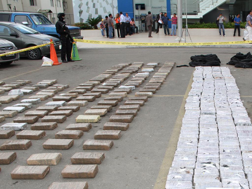 Ecuador rechaza informe de narcotr fico de ee uu vistazo for Ministerio del interior ecuador telefonos