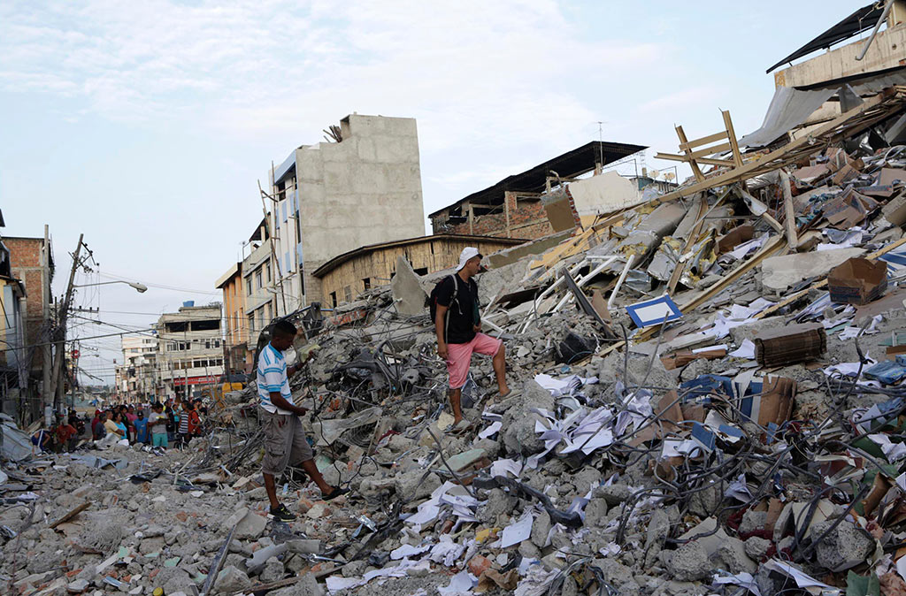 wiki terremoto ecuador