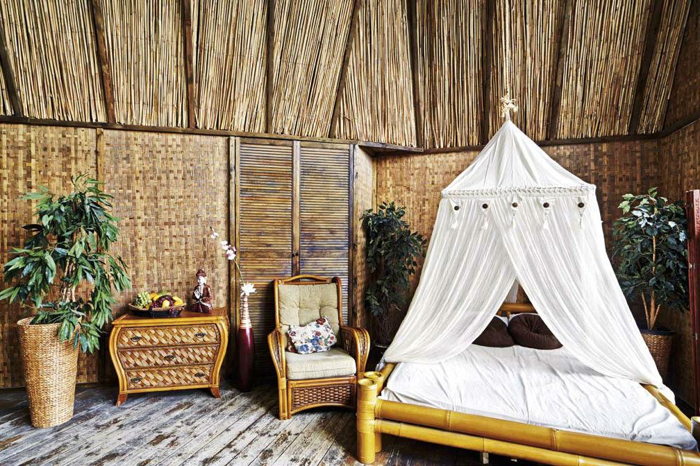Bambu Y Teca Tesoros Para Decorar Vistazo - Decoracion-bambu