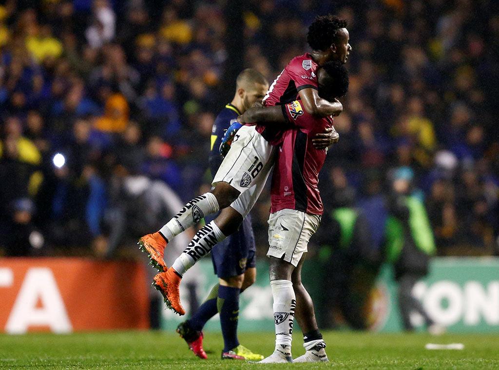 Independiente del Valle es finalista de la Copa Libertadores