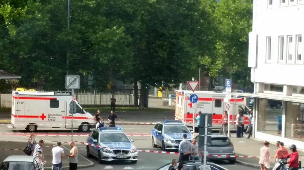 Un muerto y dos heridos en un ataque con machete en Alemania