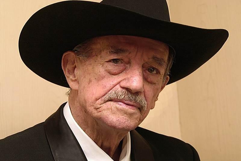 Muere Mario Almada a los 94 años