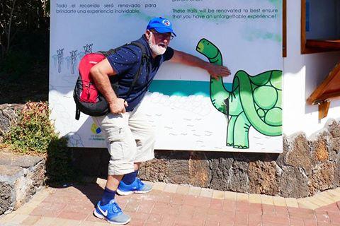 Hallan sin vida a suizo desaparecido en Galápagos