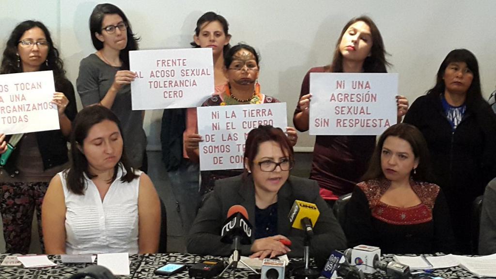 La ONU condena medidas represivas contra ONG defensora de derechos en Ecuador