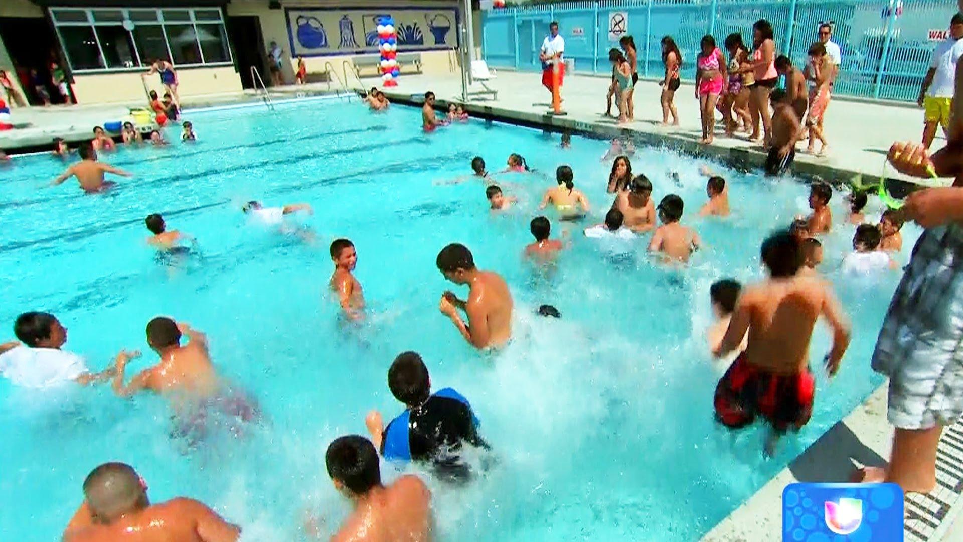 Revelan la cantidad de orina en piscinas y jacuzzis vistazo - Piscinas y jacuzzis ...