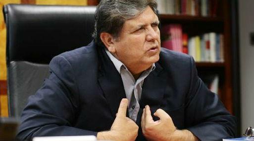 Alan García ahora es investigado por concesión del Metro de Lima