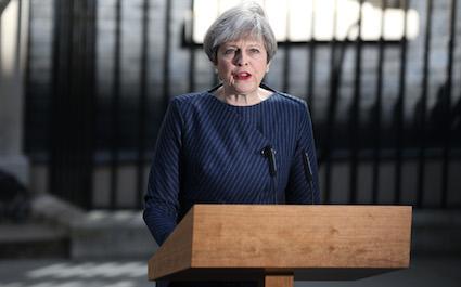 Reino Unido: Theresa May anunció elecciones anticipadas para el 8 de junio
