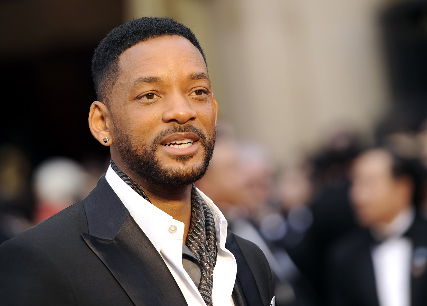Negocia Will Smith ser el genio de Aladino