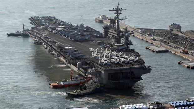 Los misiles de Corea del Norte alcanzarían estos países