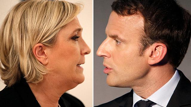 Duelo por la presidencia de Francia