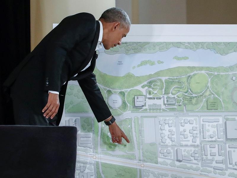Revelan que Barack Obama le puso los cuernos a su esposa