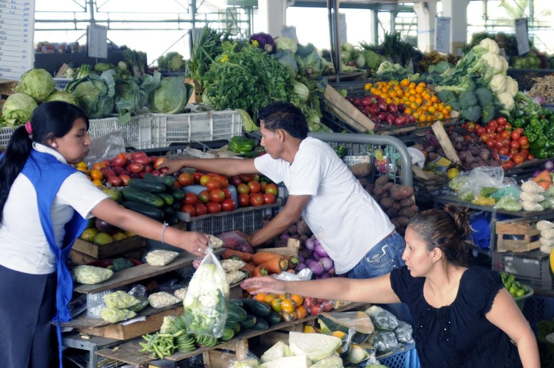 Inflación se registró en 0,43 % en abril