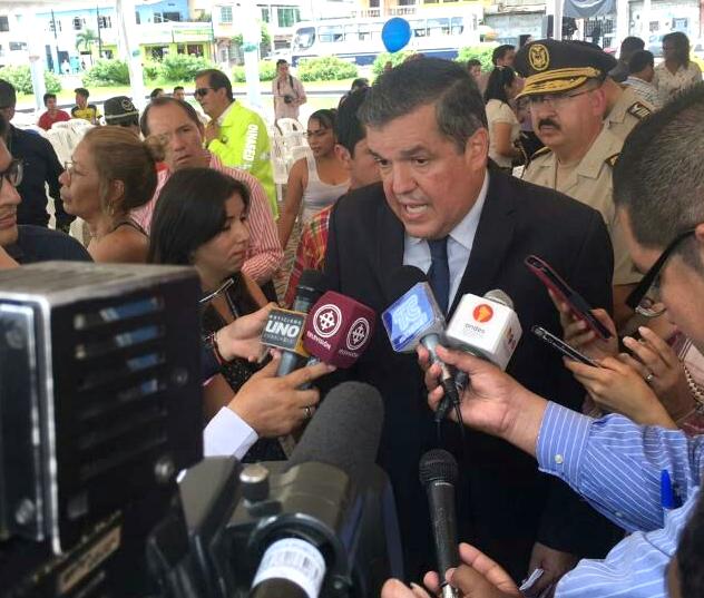 Solines pide sanci n para funcionario que difundi for Ministerio del interior telefono informacion