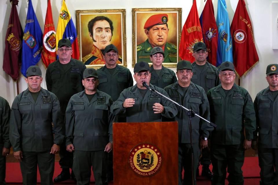 Oposición en Venezuela descarta participar en Constituyente