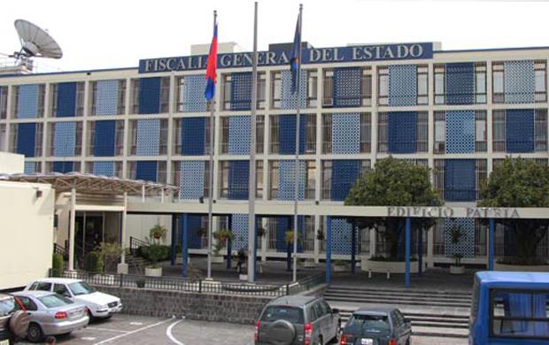 Congreso de Ecuador da posesión a nuevo fiscal general del Estado