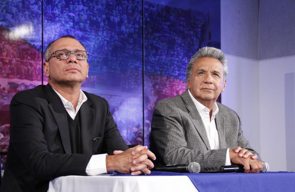 El presidente electo de Ecuador asegura que liderará un Gobierno de diálogo
