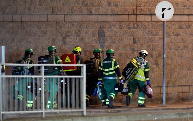 Detienen a un hombre por atentado en Manchester