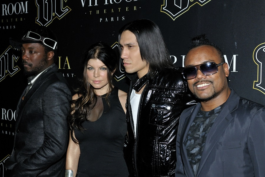 Black Eyed Peas tocarán en Final de la Champions League