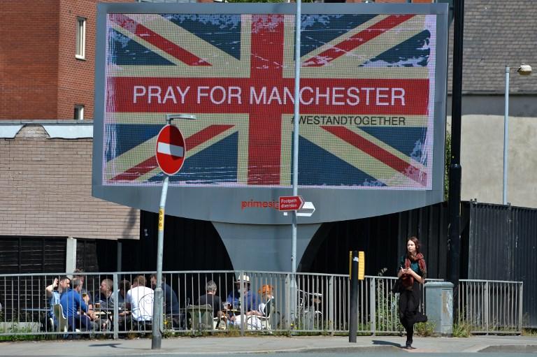 Difunden las primeras imágenes de Salman Abedi, el terrorista de Manchester