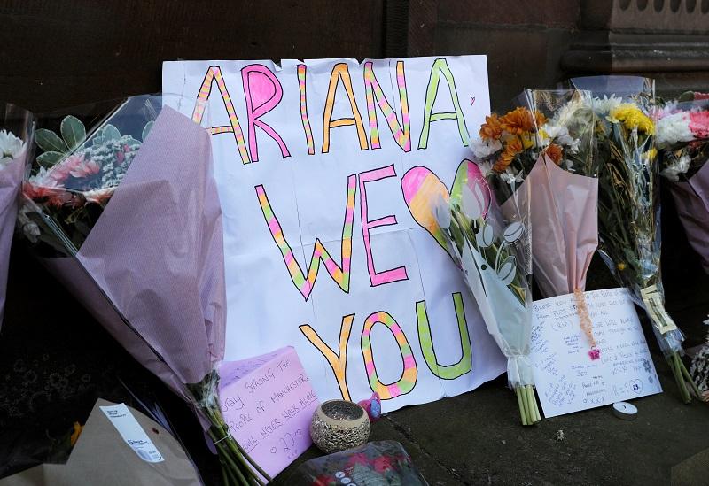 ¡Terror en concierto! de Ariana Grande