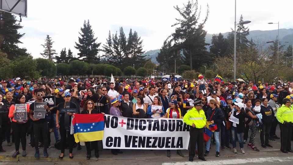 Oficina de Moreno confirma participación de Nicolás Maduro en investidura