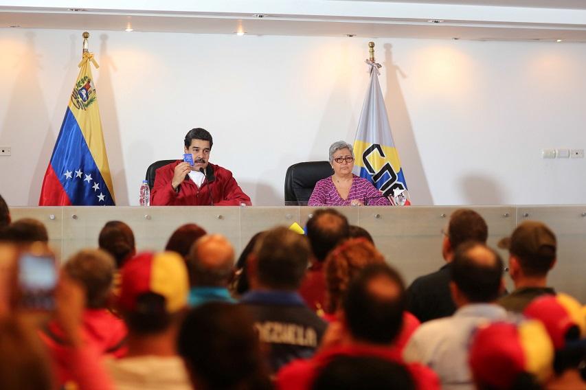 CNE no ha realizado formalmente convocatoria a la ANC, ni regionales — Rondón