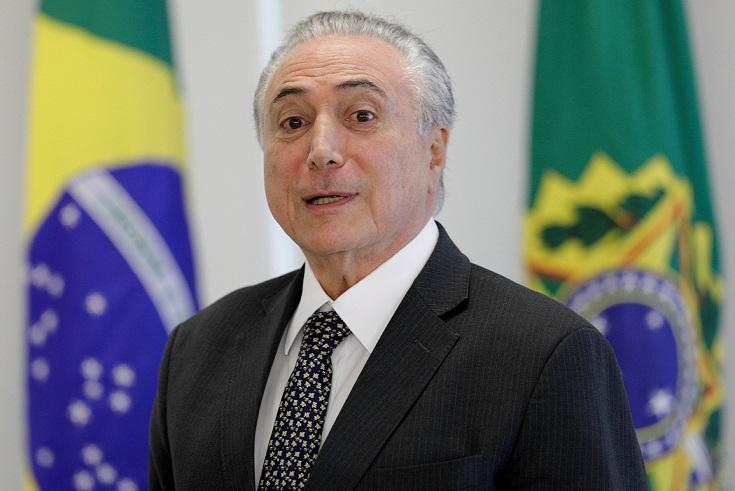 Brasil: Manifestantes exigen renuncia de Temer
