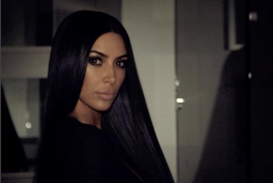 Kanye West le dio un regalo de aniversario a Kim Kardashian