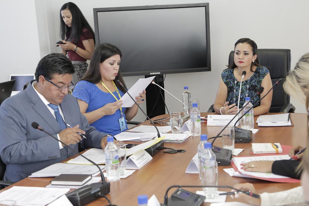 Comisión inicia tratamiento de reformas al Código de la Niñez y Adolescencia