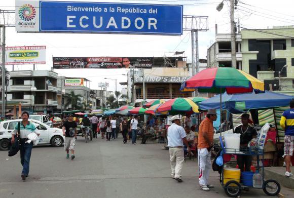 Cancillería manifesta preocupación a Ecuador por muro en la frontera
