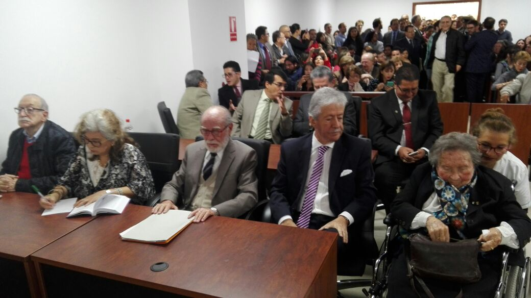 Caso Odebrecht: José Serrano anuncia juicio político al contralor Carlos Pólit