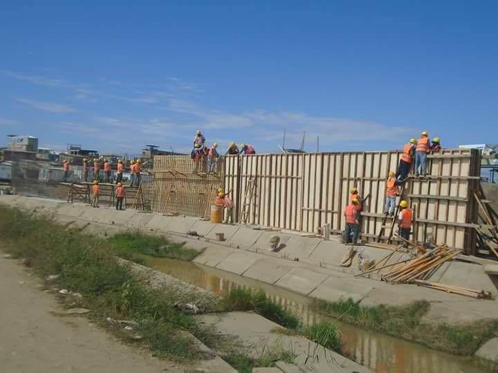 Perú pide explicaciones a Ecuador por muro que construye en la frontera