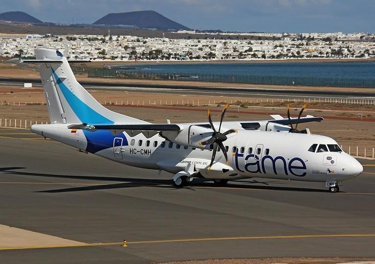 Tame retoma los vuelos Cuenca - Guayaquil