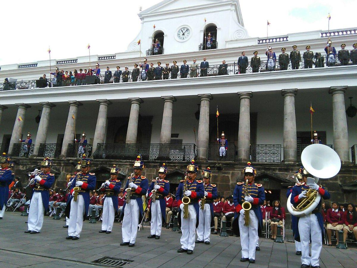 Seguridad de Presidente Moreno estará a cargo de Policía y FFAA