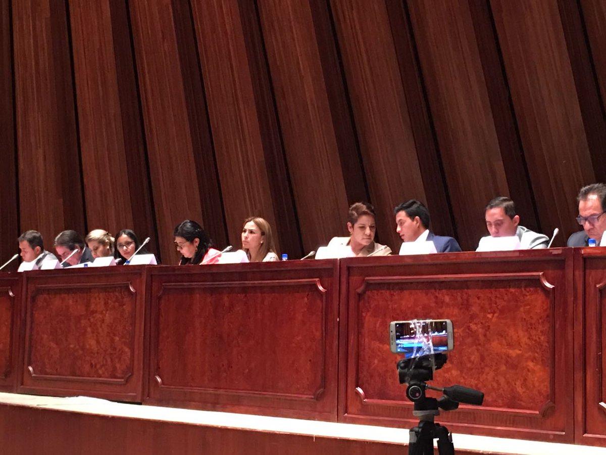 El lunes se notificará el juicio político al contralor Carlos Pólit