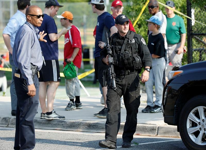 Trump afirma que el sospechoso del tiroteo en Virginia ha muerto