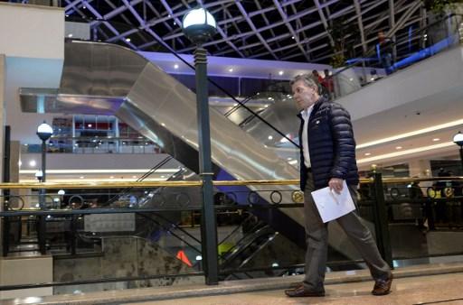 El presidente paraguayo condena atentado en centro comercial de Bogotá