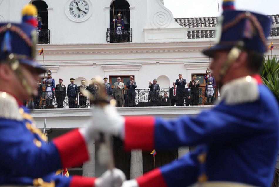 Presidente de Ecuador lanza Diálogo Nacional con todos los sectores